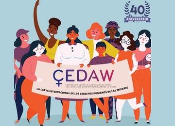 Suplemento TODAS. 40 Aniversario de la CEDAW