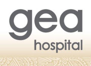 """Logotipo del Hospital General """"Dr. Manuel Gea González"""""""