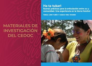 Consulta y descarga los materiales de investigación del Centro de Documentación (CEDOC) del Indesol.