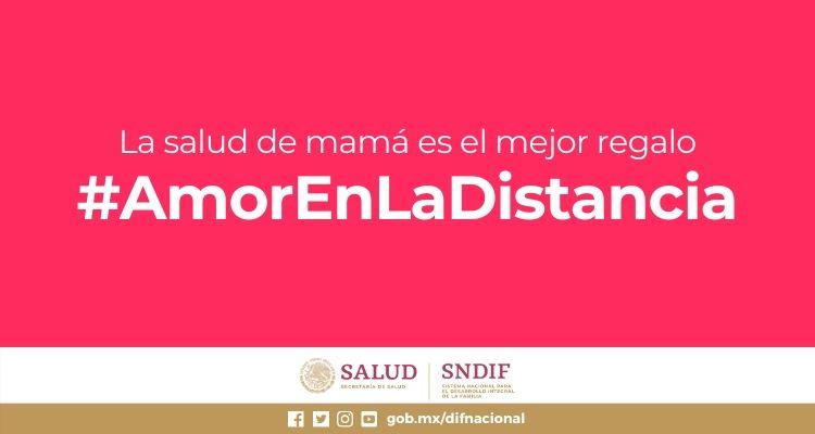 No importa la edad que tengas ni que tan lejos estés de tu mamá, el DIF Nacional quiere ser el mensajero de tu cariño hacia ella.