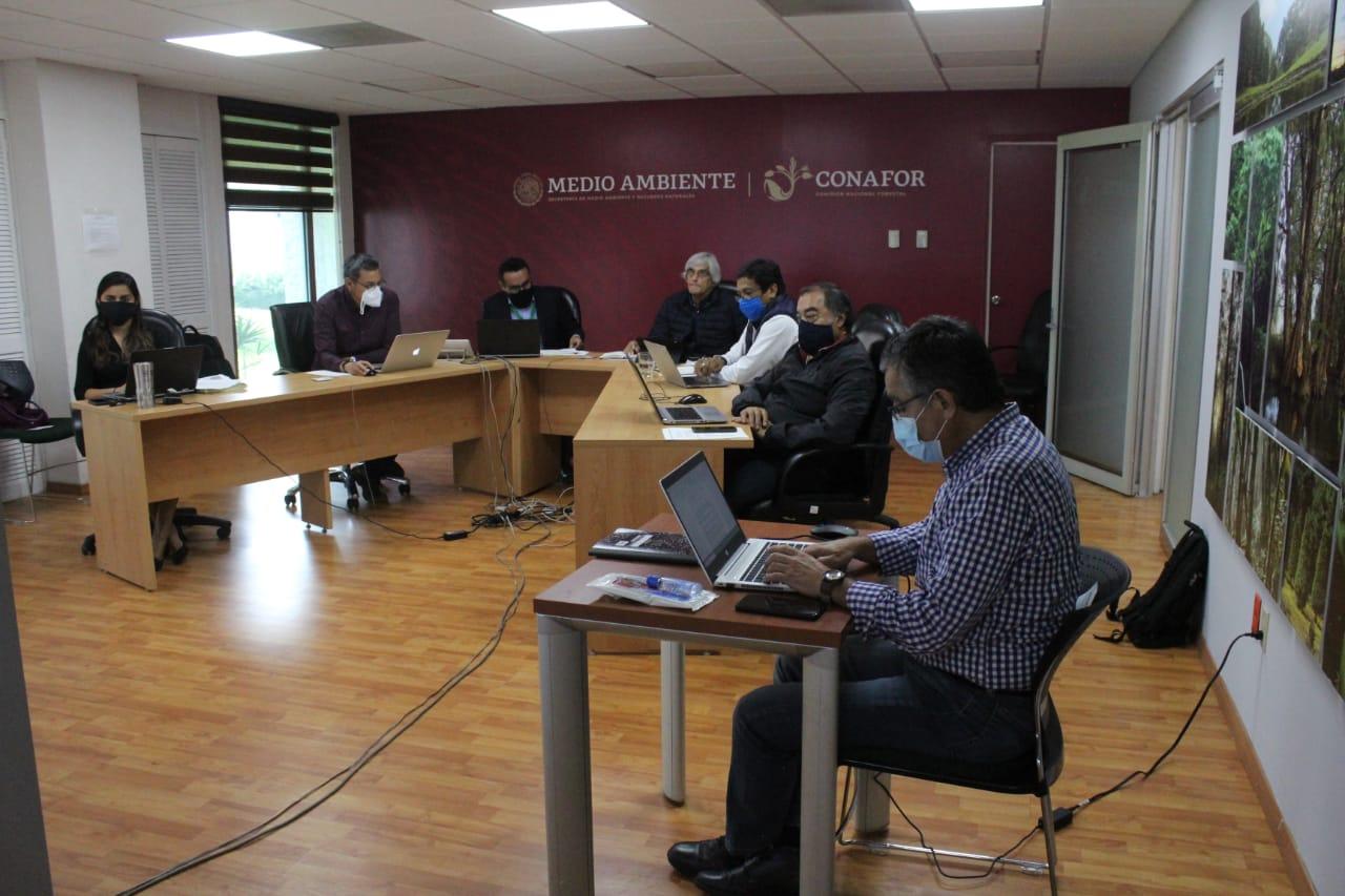 Medio Ambiente, Agricultura y Conafor trabajan en conjunto en favor del desarrollo rural.