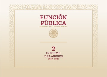 2 Informe de Labores de la Secretaría de la Función Pública (2019-2020)