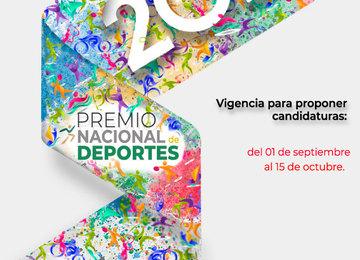 Premio Nacional de Deportes 2020