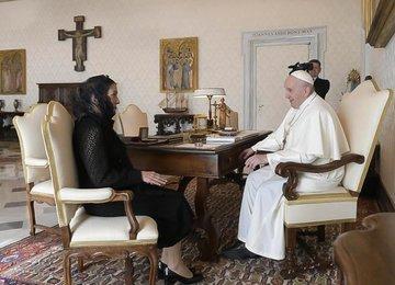 Carta al papa Francisco