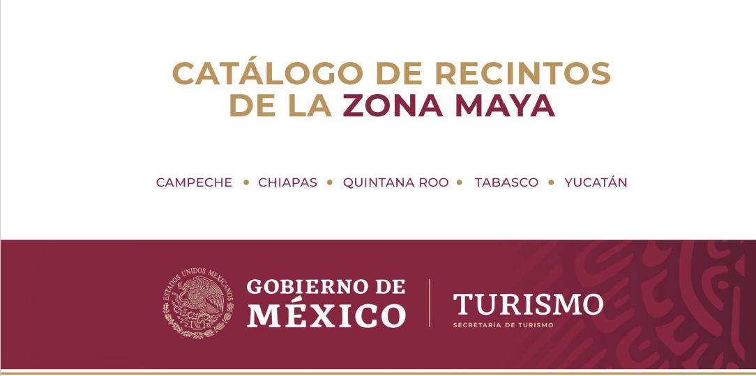 Catálogo de recintos de la Zona Maya