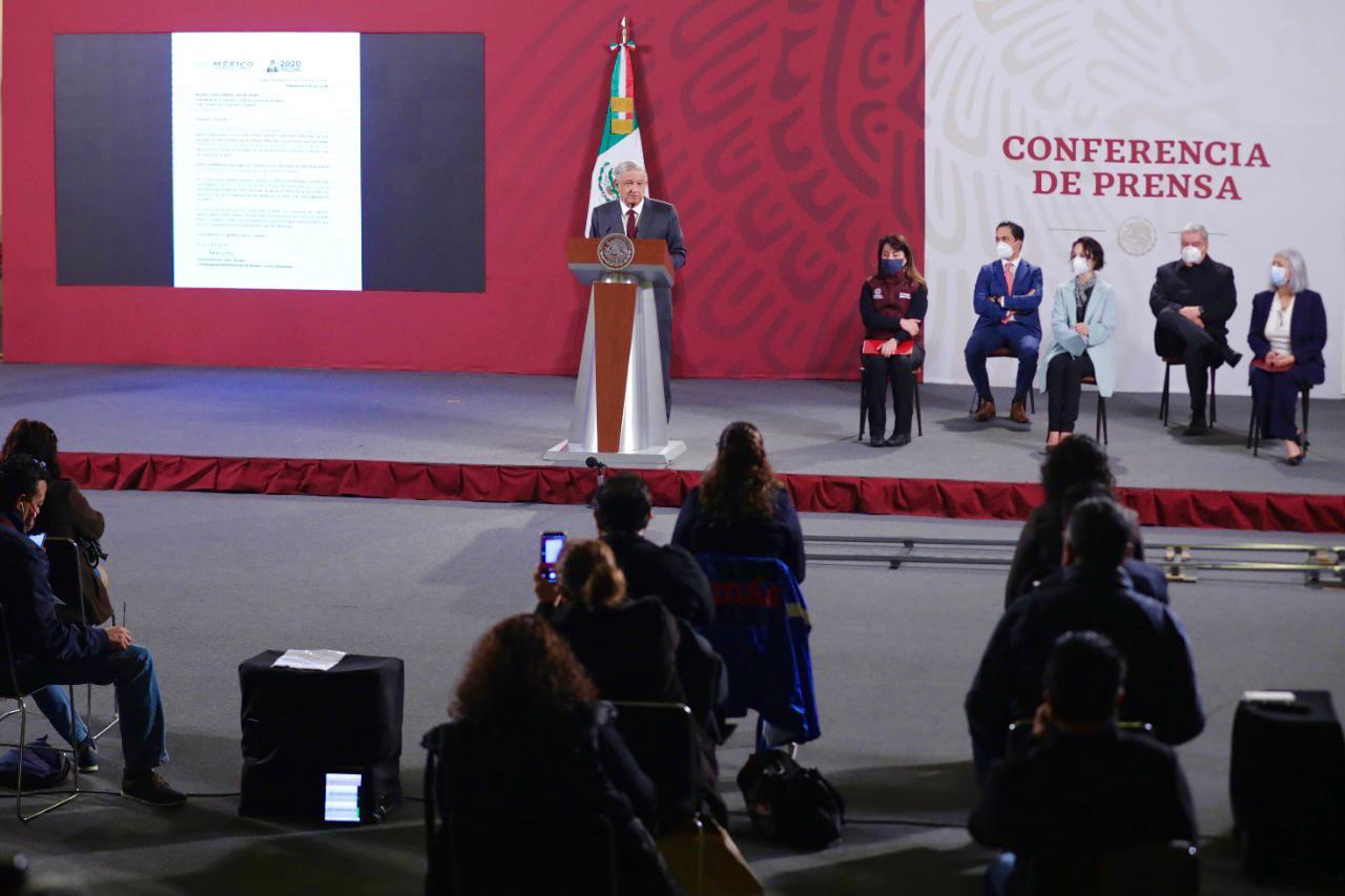Carta del presidente López Obrador al Poder Judicial y respuesta del Ministro Arturo Zaldívar, presidente de la SCJN