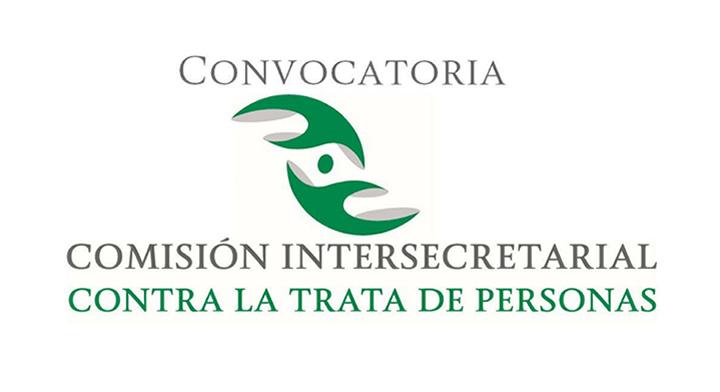Convocatoria persona experta académica para la Comisión contra la trata de personas