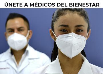 Únete a los Médicos del Bienestar