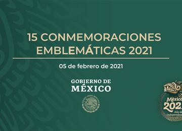 Escudo gobierno de México.