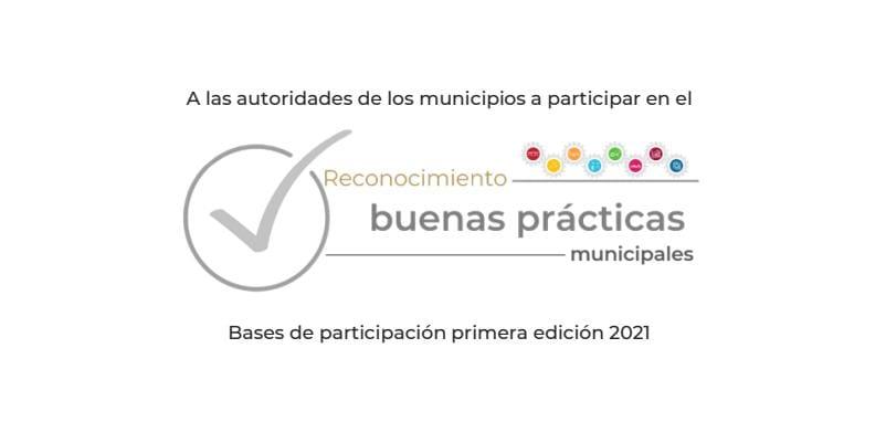 """Convocatoria """"Buenas Prácticas Municipales 2021""""."""