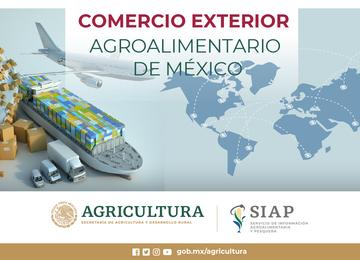 Comercio Exterior Agroalimentario de México