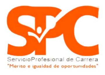 Servicio Profesional de Carrera, Convocatoria SECTUR 003/2021