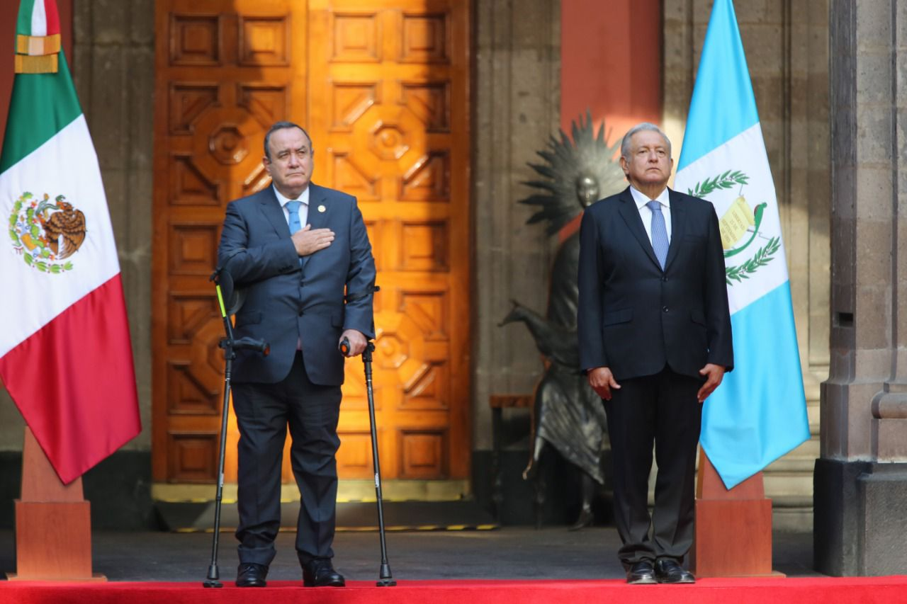 Comunicado conjunto México y Guatemala