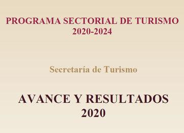Avance y resultados 2020