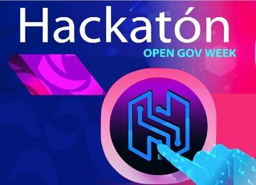 Hackatón para el aprovechamiento de la información de la plataforma nacional de transparencia, vía remota HACK PNT.