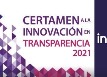 Convocatoria al Certamen a la Innovación en Transparencia 2021