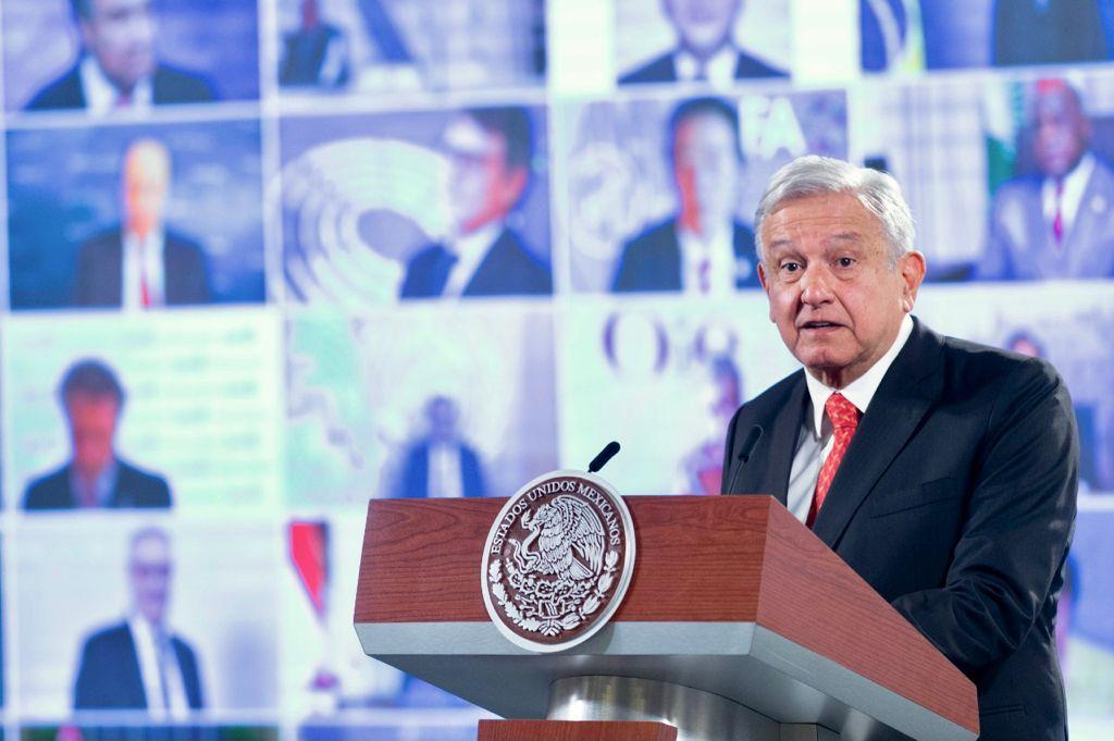Mensaje del presidente Andrés Manuel López Obrador en la Cumbre Global de Salud.  21 de mayo, 2021