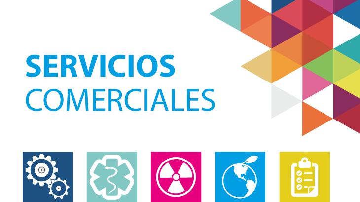 El ININ cuenta con un amplio catálogo de servicios comerciales
