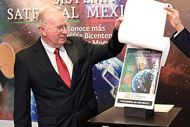 Sistema satelital MEXSAT habilitador del crecimiento económico y proveedor de TICS