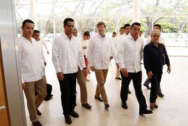Anuncia Sectur proyectos turísticos para contribuir a diversificar economía de Campeche