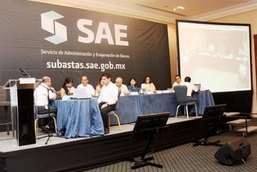 Licitación Pública de Inmuebles y Cuarta Subasta Presencial Regional en la ciudad de Cancún