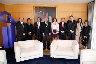 Firma Convenio UNAM