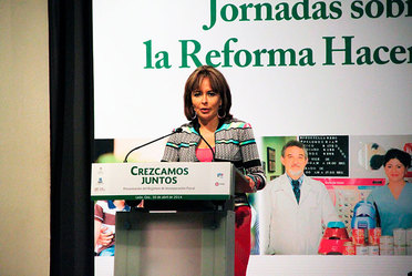 Jornadas sobre Reforma Hacendaria
