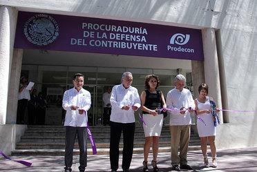 Inauguración Delegación Yucatán
