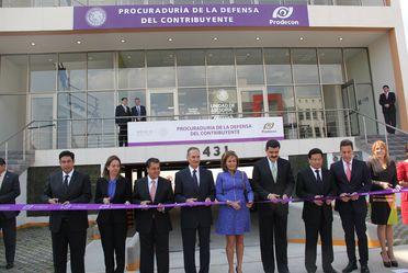 Inauguración Delegación Hidalgo