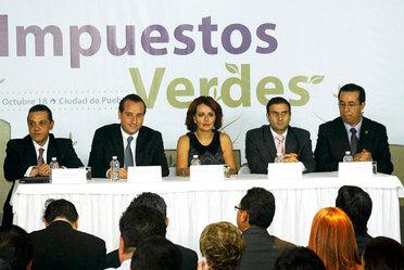 Foro Impuestos Verdes 2013