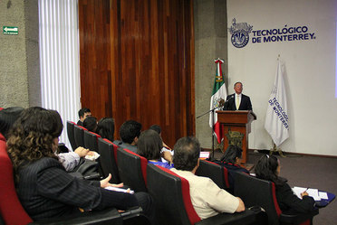 Firma de convenio con el Instituto Tecnológico y de Estudios Superiores de Monterrey  (ITESM), campus Estado de México