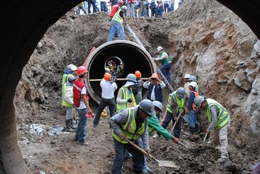 Del 16 al 18 de octubre, se realizarán trabajos de mantenimiento extraordinario al Sistema Cutzamala.