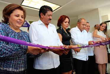 Inauguración de la Delegación Baja California Sur.