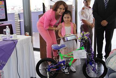 Entrega de Premios del Concurso Nacional Infantil