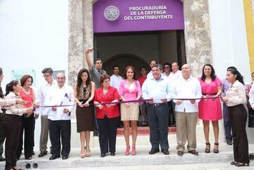 Inauguración Delegación Campeche