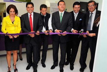 Inauguración de la Delegación Durango