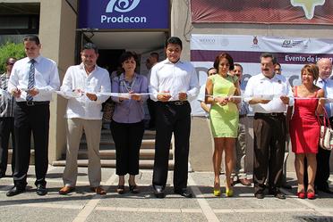 Inauguración Delegación Sinalóa