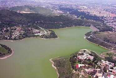 Presas del Valle de México con óptimo nivel de recuperación.