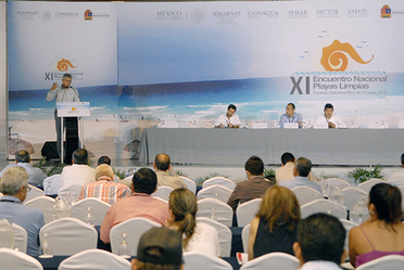 Clausuran XI Encuentro Nacional Playas Limpias.