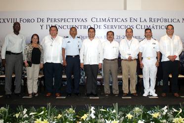 Se consolida la cooperación interinstitucional en materia climática en México.