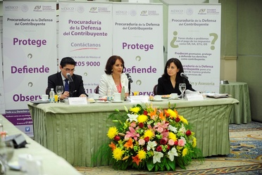 Foro 2013: Derechos Fundamentales de las personas físicas contribuyentes