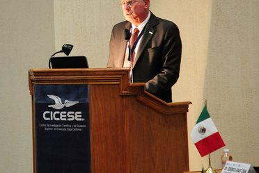 Francisco Javier Mendieta Jiménez, Director General de la Agencia Espacial Mexicana