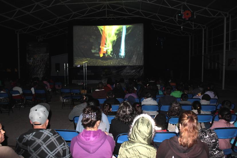 Cine en tu Comunidad, Michoacán