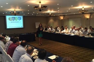 Procuradora de PRODECON en gira de trabajo por Mexicali.