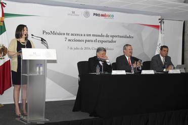 7 acciones de ProMéxico para el exportador