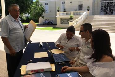 Registro para la Licitación Pública de Inmuebles en Mérida