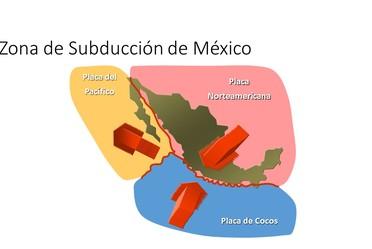 Riesgos de terremoto en México