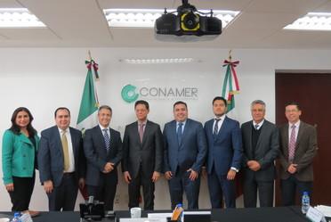Acuerdo de esquemas de colaboración con la AMSDE
