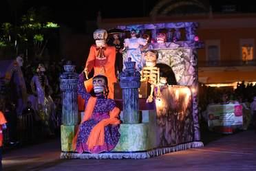 XXII Festival de Calaveras de Aguascalientes