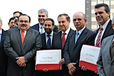 Entrega de Certificados en SHF 25 abril 2013